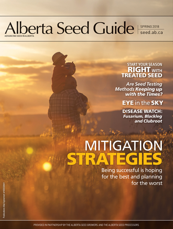 Alberta Seed Guide Cover