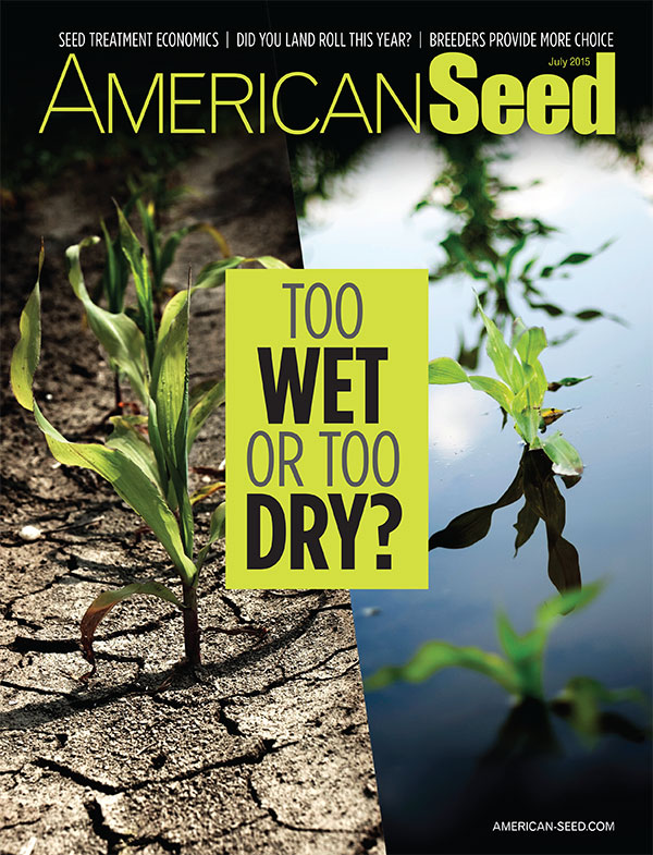 American Seed Magazine Cover